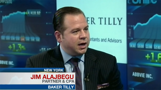 Watch Jim Alajbegu's interview on CTV News