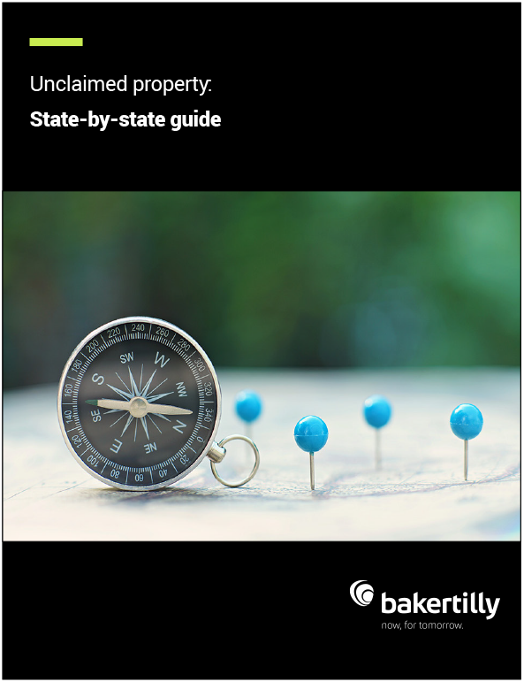 Download This Guide Unclaimed Property State By State Guide
