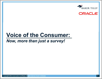 Get the most from your voice of consumer research