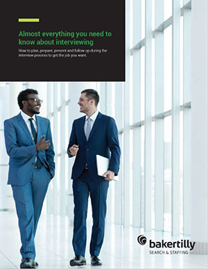 E-book: Almost everything you need to know about interviewing