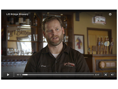 Lift Bridge Brewing Co. invites you to see why they chose Baker Tilly