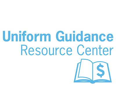 Uniform Guidance Resource Center